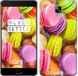 """Чехол на OnePlus 3 Макаруны """"2995c-334-19380"""""""