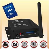 Портативный беспроводный 2.4 Ghz мини видеорегистратор DVR (модель DF-DVR-1)
