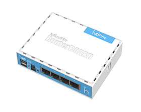 Маршрутизатор MikroTik hAP lite (RB941-2nD)