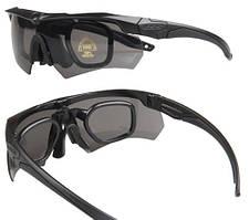 Баллистические противоосколочные очки (ESS Crossbow)