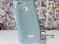 Чехол для смартфона Xiaomi Redmi 6 перламутр Blue