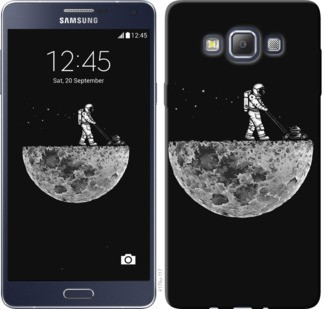 "Чехол на Samsung Galaxy A7 A700H Moon in dark ""4176c-117-19380"""