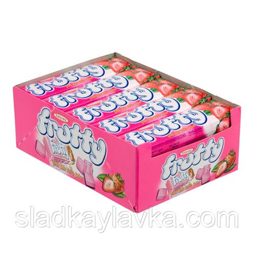 Жевательная конфета Frutty Midi 24 шт (TAYAS)