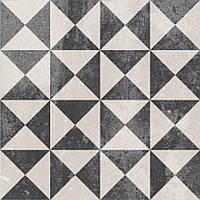 Напольные декоры Golden Tile ETHNO 186x186x8 мм №3 микс