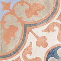 Напольные декоры Golden Tile ETHNO 186x186x8 мм №4 микс