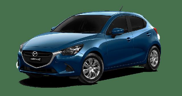 Mazda 2 14-