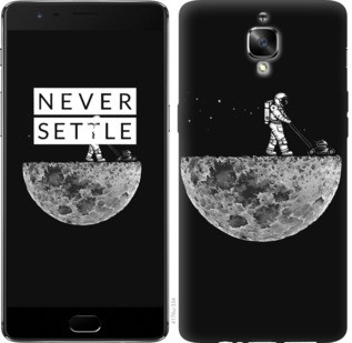 "Чехол на OnePlus 3T Moon in dark ""4176c-1617-19380"""