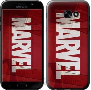 "Чехол на Samsung Galaxy A5 (2017) Marvel ""2752c-444-19380"""