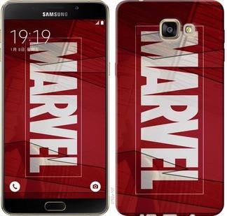"Чехол на Samsung Galaxy A9 Pro Marvel ""2752u-724-19380"""