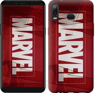 "Чехол на Samsung Galaxy A6s Marvel ""2752u-1604-19380"""