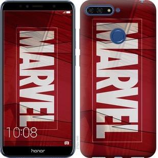 """Чехол на Huawei Honor 7A Pro Marvel """"2752u-1440-19380"""""""
