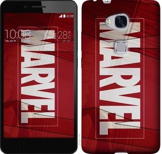 "Чехол на Huawei Honor 5X Marvel ""2752c-176-19380"""