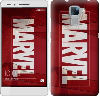 "Чехол на Huawei Honor 7 Marvel ""2752u-138-19380"""