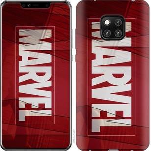 """Чехол на Huawei Mate 20 Pro Marvel """"2752u-1567-19380"""""""