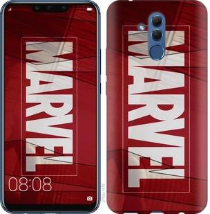 """Чехол на Huawei Mate 20 Lite Marvel """"2752u-1575-19380"""""""