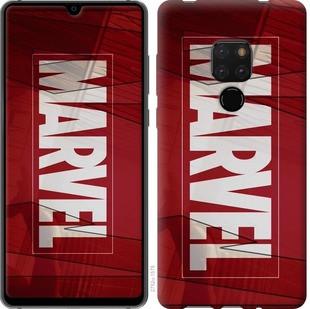 "Чехол на Huawei Mate 20 Marvel ""2752u-1578-19380"""