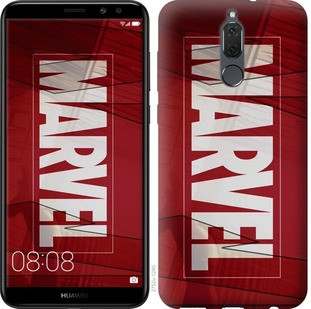 "Чехол на Huawei Mate 10 Lite / Honor 9i Marvel ""2752c-1240-19380"""