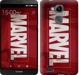 """Чехол на Huawei Ascend Mate 7 Marvel """"2752u-140-19380"""""""