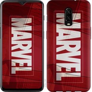 """Чехол на OnePlus 6T Marvel """"2752u-1587-19380"""""""