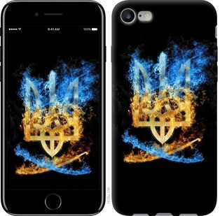 """Чехол на iPhone 8 Герб """"1635c-1031-19380"""""""