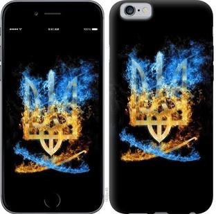 """Чехол на iPhone 6 Герб """"1635c-45-19380"""""""