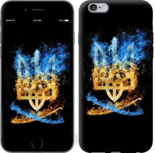 "Чехол на iPhone 6 Plus Герб ""1635c-48-19380"""