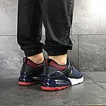 Мужские кроссовки Nike (сине-белые), фото 4