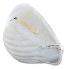 Маска малярная Technics одноразовая белая 10 шт (16-401)