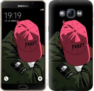 "Чехол на Samsung Galaxy A8 A8000 logo de yeezy ""3995u-135-19380"""