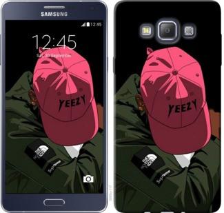 "Чехол на Samsung Galaxy A7 A700H logo de yeezy ""3995c-117-19380"""