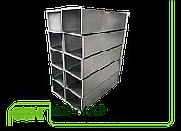 Воздуховод прямоугольный для систем вентиляции AD-VKP