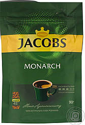 Кава Jacobs Monarch розчинна 90г