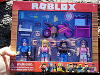 Роблокс Фигурки Roblox для девочек Малышки-Байкерши, фото 1