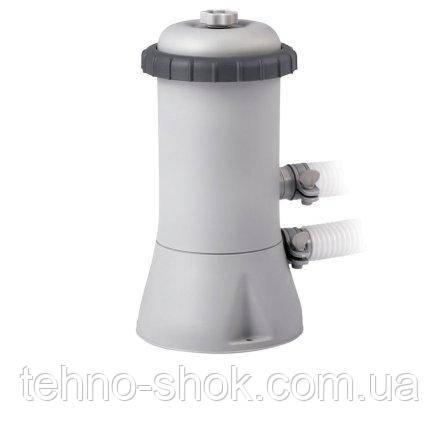 Насос-фильтр для бассейнов картриджный, 2006 л/ч  Intex 28604 (58604)
