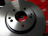 Тормозной диск передний на Ssang Yong Korando C