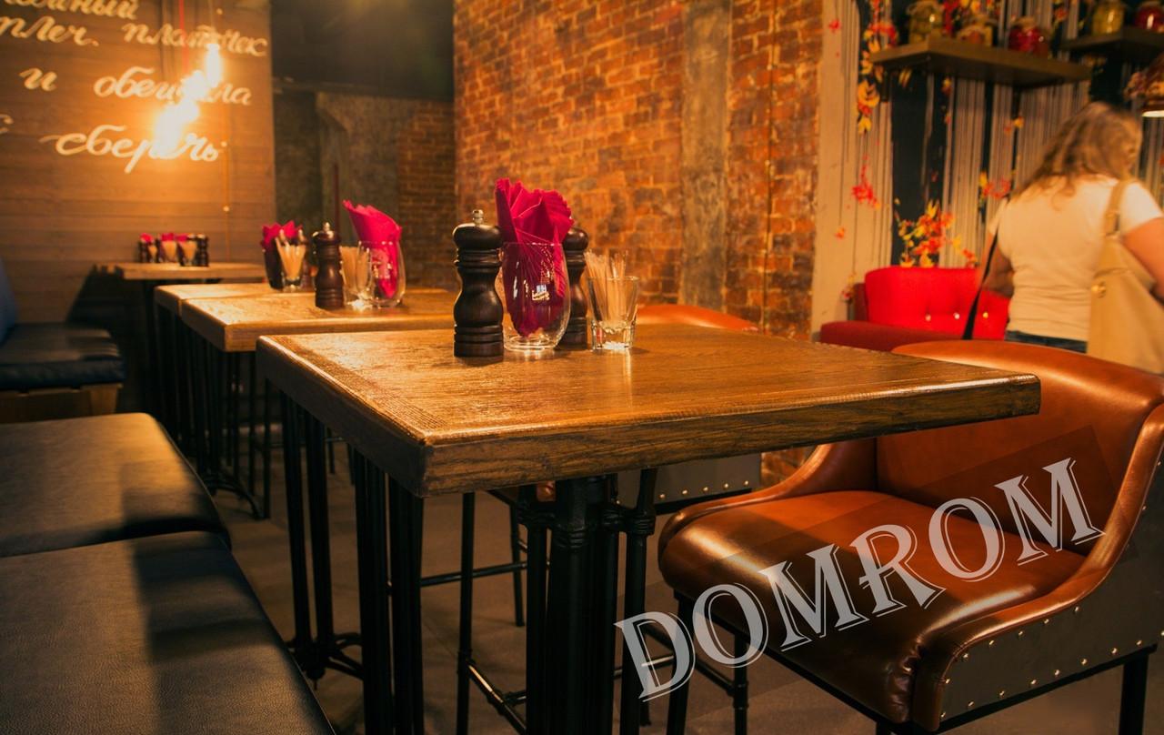 Дубовые, кленовые столешницы для ресторанов из массива от производителя!