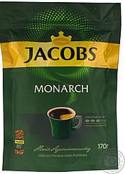 Кава Jacobs Monarch розчинна сублімована 170г