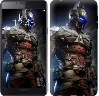 "Чехол на Samsung Galaxy C9 Pro Рыцарь Аркхема ""4075u-720-19380"""