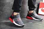 Мужские кроссовки Nike (серые), фото 2