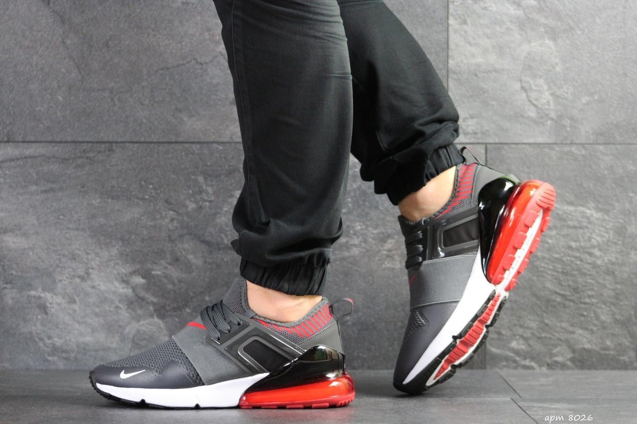 Мужские кроссовки Nike (серые)
