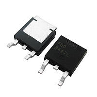MOSFET транзистор FDD8447L в TO-252 40В 50А