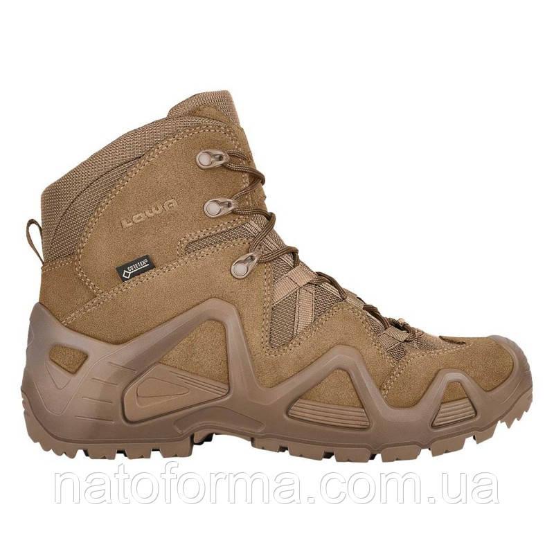 Тактические ботинки Lowa Zephyr GTX® MID TF, Coyote OP