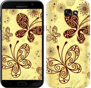 "Чехол на Samsung Galaxy J4 Plus 2018 Красивые бабочки ""4170c-1594-19380"""