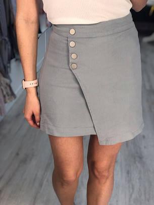 Женская котоновая юбка , фото 2