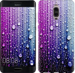 """Чехол на Huawei Mate 9 Pro Капли воды """"3351u-819-19380"""""""