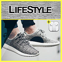 Кроссовки Adidas Yeezy Boost / Подошва пена 36-39р