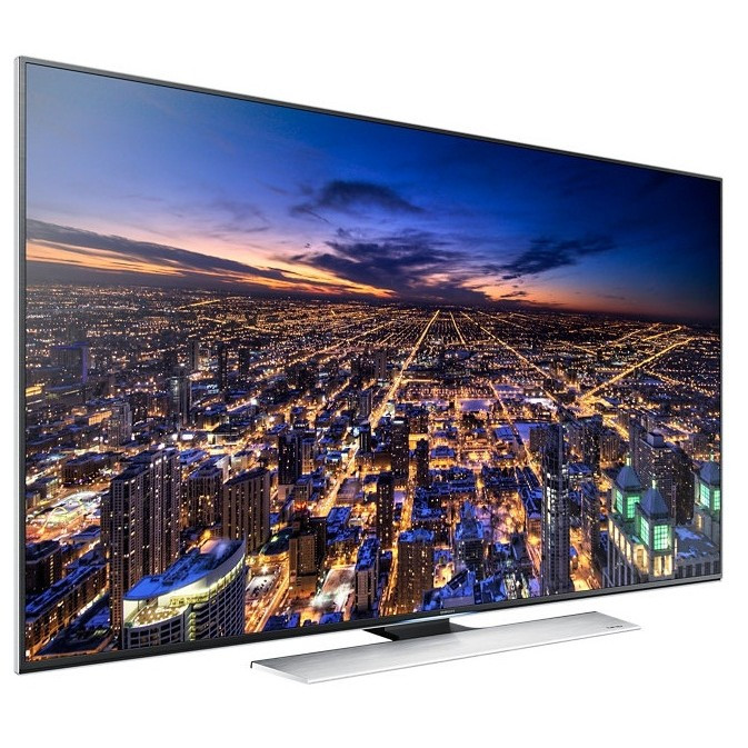 Телевизор Samsung UE55HU8500 (1000Гц, UltraHD 4K, Smart,Wi-Fi, 3D, ДУ Touch Control,изогнутый экран)