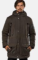 Мужская коричневая куртка MR520 MR 102 1314 0817 Khaki