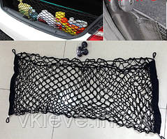 Сетка карман в багажник автомобиля 100х40 см СБ-1003-3