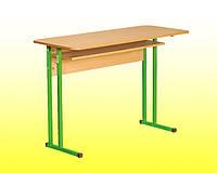 Стол лабораторный  для кабинета химии, пластиковая столешница